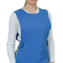 Tabard Royal Blue UK Size 10/12 (Sold Singly)
