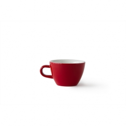 Acme and Co Acme Flat White Cup Red 160ml