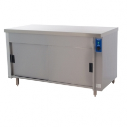 Moffat Premier HC4E Mobile Plain Top Eco Hot Cupboard