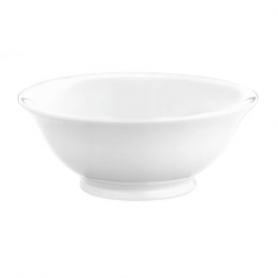 Salad Bowl White 33cm 400cl (Sold Singly)