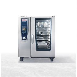RATIONAL SCC 101 Gas Combi-oven