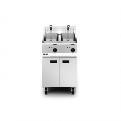 Lincat Opus 800 Electric Fryer Twin Tank 60cm