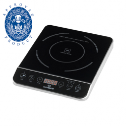 Chefmaster 2kW Single Induction Hob (Sold Singly)