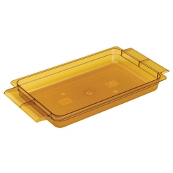 G/norm Handled Container H Heat 1/1 65mm Amber (Sold Singly)