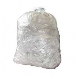 Heavy Duty Clear Bin Bag 15KG (100 pcs)