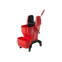 Bucket Wringer Combo 25ltr Red