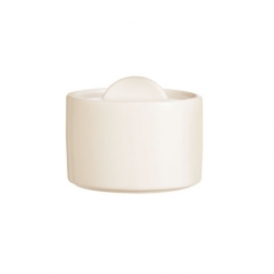 Daring Stackable Sugar Bowl+Lid White 20cl 7oz
