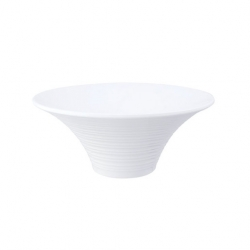 Mirage Oasis - Flared Bowl 24cm White