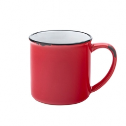 Utopia Avebury Colours Red Mug 10oz 28cl