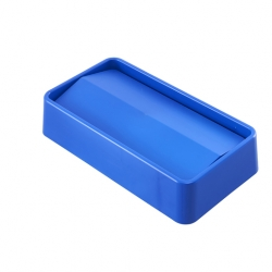 Swing Lid for Svelte Containers, Blue (Sold Singly)