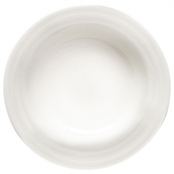 Essence Soup Plate / Bowl - White 23cm (6 pcs)