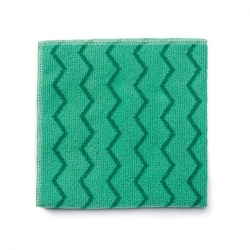 HYGEN(TM) Microfibre Cloth Green (12 pcs)