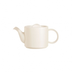 Daring Stackable Teapot White 40cl 14oz