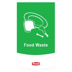 Waste Classification Symbols- Food Waste (10 pcs)
