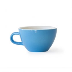 Acme and Co Acme Cappuccino Cup Blue 200ml