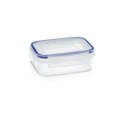 Addis Clip & Close Container 450ml Rectangular