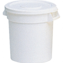 Rubbermaid Bin Stackable Polyethylene 76ltr