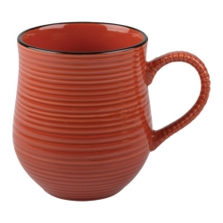 La Cafetiere Red Brights Mug 17.6floz/500ml