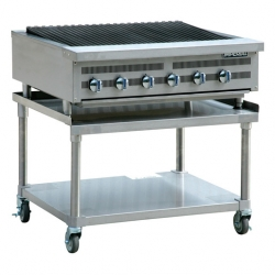 Imperial Restaurant Series Mobile Gas Chargrill 914mm