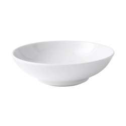 Royal Doulton Loop Coupe Soup Bowl White 16.5cm