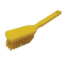 238mm Utility Brush Yellow (Sold Singly)