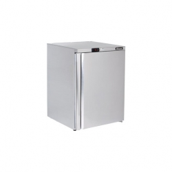 Blizzard UCR140 Undercounter Fridge 145L S/S