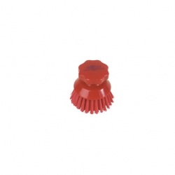 Round Scrub Brush Red (Sold Singly)