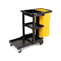 Rubbermaid Janitorial Cart (Sold Singly)