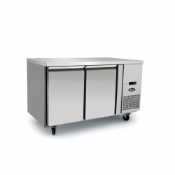 Arctica 2 Door Prep Counter