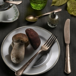 Pintinox Settecento Bronze Alchemy Table Fork