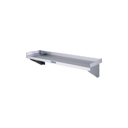 Simply Stainless 2100mm Solid Wall Shelf
