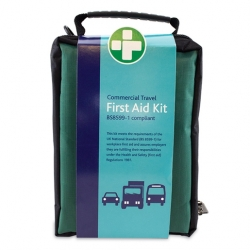 Bs8599-1 Workplace First Aid Travel Kit (Sold Singly)