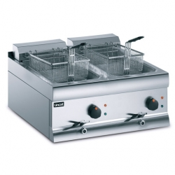 Lincat Silverlink 600 DF612 C/Top Fryer 2Pan 2Basket (Sold Singly)