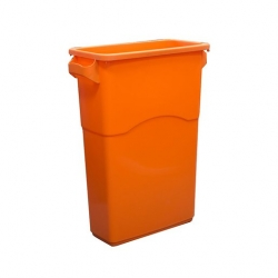 Orange Midi Bin (Sold Singly)