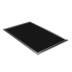 Hot Tile Glass Black 1/1 Size Gastronorm