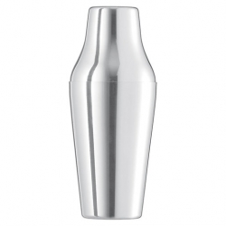 Basic Bar French Cocktail Shaker 700ml (Sold Singly)