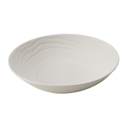 Revol Arborescence Ivory Coupe Plate 24cm