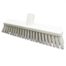 280mm Floor Brush Stiff White (Sold Singly)