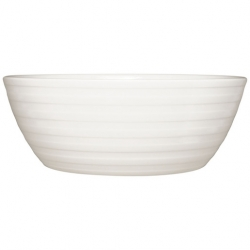 Essence Individual Salad Bowl - White 19cm (Sold Singly)
