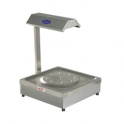 Victor Mobile Plate Dispenser Double Tube Heated