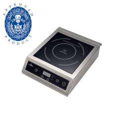 Chefmaster 3kW Counter Top Induction Hob (Sold Singly)