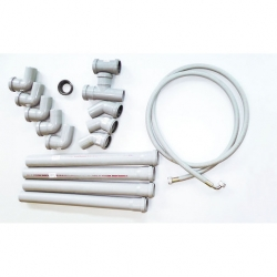 Connection Kit for Combi Ovenc Including Inlet Hose (Sold Singly)