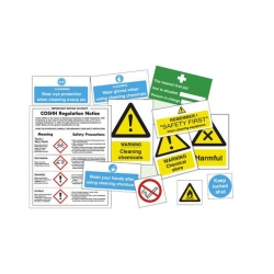 Mileta Catering Safety Pack Chemicals