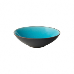 Utopia Soho Stoneware Aqua Blue Bowl 7in 18cm