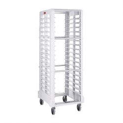 Rubbermaid Max System Rack Double Side Loader