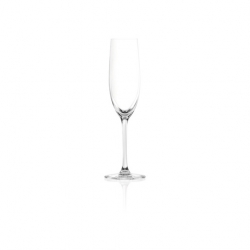 Bliss Crystal Champagne Flute 6 1/4oz