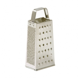 4 Sided Grater Stainless Steel 20.5cm