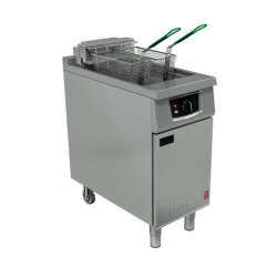 Falcon 400 Series Electric Fryer Twin Basket