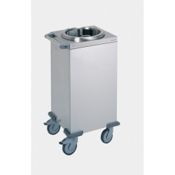 Tournus Equipement Mobile Ambient Plate Lowerator - Single Stack