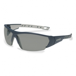 9194-270 Uvex I Works Grey Sun Lens Safety Spectacle